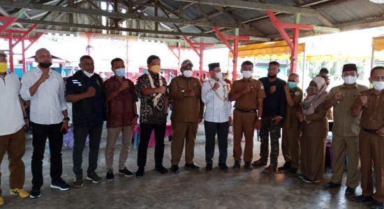 Kemendes PDTT dan Ilham Pangestu Akan Wujudkan Impian Warga Transmigran Aceh Utara