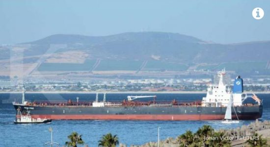 As dan Inggris Tuding Iran Dalang dibalik Penyerangan Kapal Tanker Israel