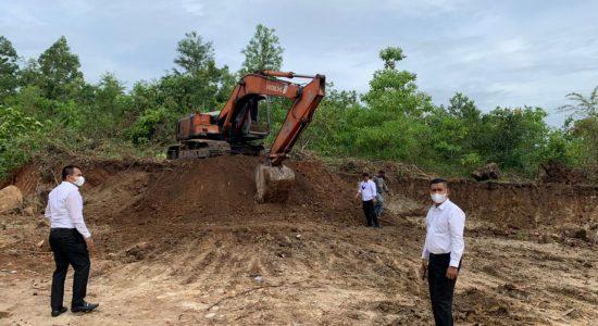 """Ungkap Aktivitas Tambang """"Tanpa Izin"""" Polda Aceh Amankan Tujuh Tersangka"""