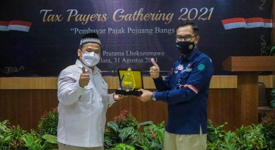 PIM Raih Penghargaan Pembayaran Pajak Terbesar Tahun 2020