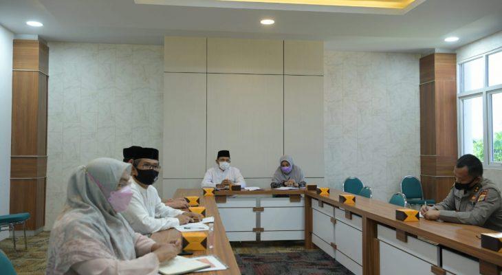 Satgas Covid-19 Aceh Gelar Rakor Penanganan Pemulasaran Jenazah Covid-19