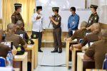 Asisten Administrasi Umum Dampingi Kepala Badan Diklat Kejaksaan RI Tinjau PPPJ Tahun 2021