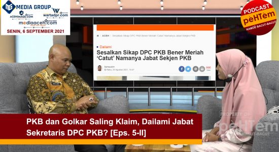 Dailami Jabat Sekretaris DPC PKB? [Eps. 5-II]