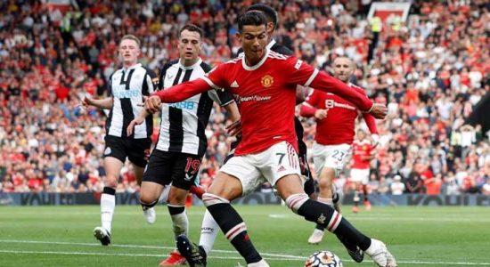 Cristiano Ronaldo Jadi Pemain Terbaik Liga Inggris untuk Bulan September