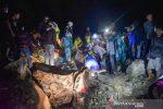 Tutup Akses Jalan Medan-Berastagi Akibat Longsor