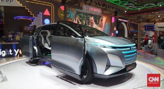Penjualan Mobil RI Agustus Kembali Tertinggi di Asean