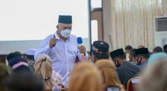Banda Aceh dan Aceh Besar Sambut Baik Sosialisasi Vaksinasi Santri