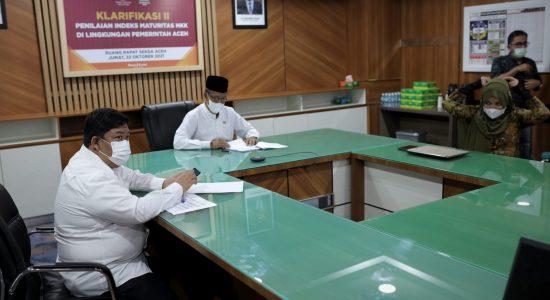 Pemerintah Aceh Komit Tegakkan Nilai Dasar, Kode Etik dan Perilaku ASN