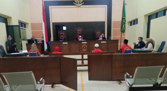 JM Terdakwa Pembunahan Hanafiah Dituntut 17 Tahun Penjara