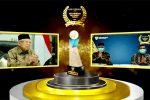 Raih Kualifikasi Informatif Anugerah Keterbukaan Informasi Publik 2021