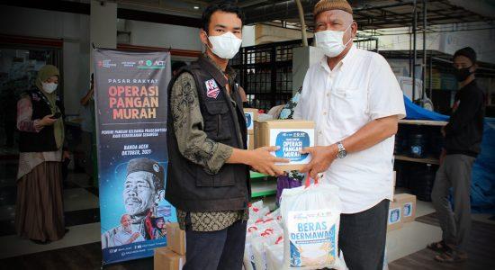 ACT Aceh Gelar Operasi Pangan Murah